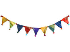 Fairtrade bunting